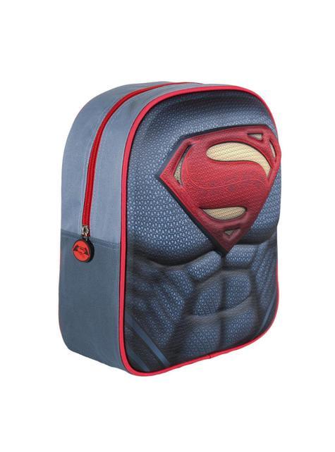 3D Супермен грудей діти рюкзак