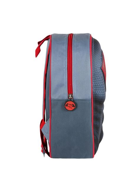 3D Superman's chest kids backpack
