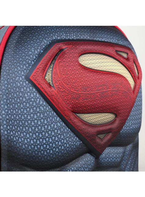 Mochila infantil 3D pecho Superman - comprar