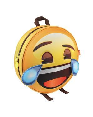 Plecak dziecięcy uśmiechnięte Emoji - Emoji