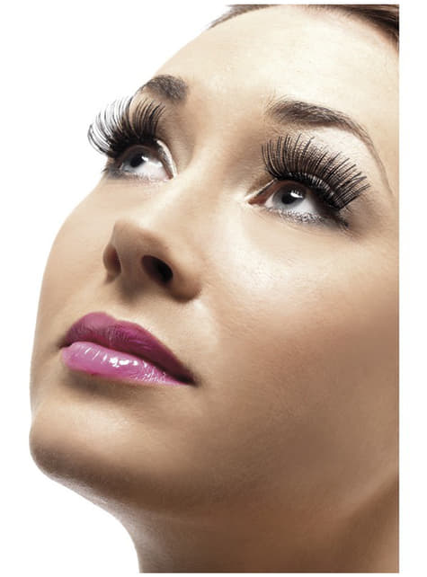 Deluxe Black Eyelashes