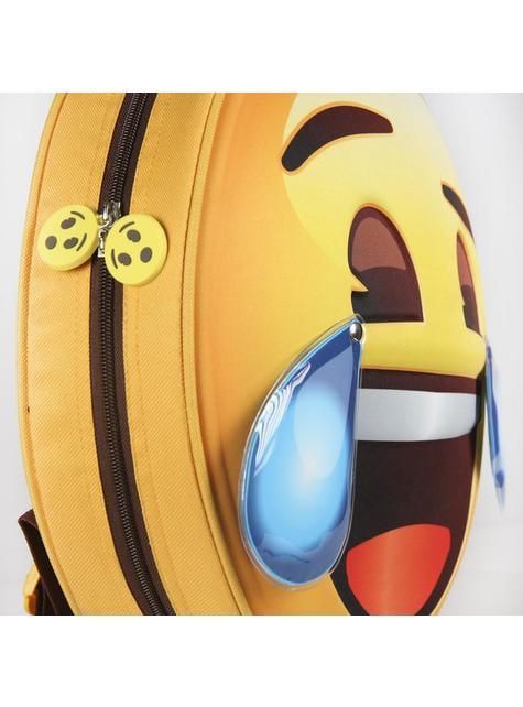 Mochila infantil Emoji risa - Emoji - el más divertido