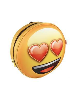 Plecak dziecięcy zakochane Emoji - Emoji