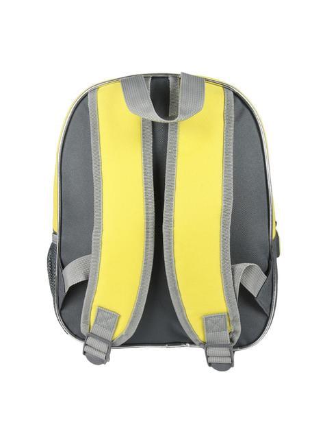 3D Bumblebee kids backpack - Transformers