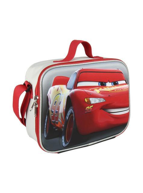 3D Lightning McQueen thermische lunchtas - Cars 3