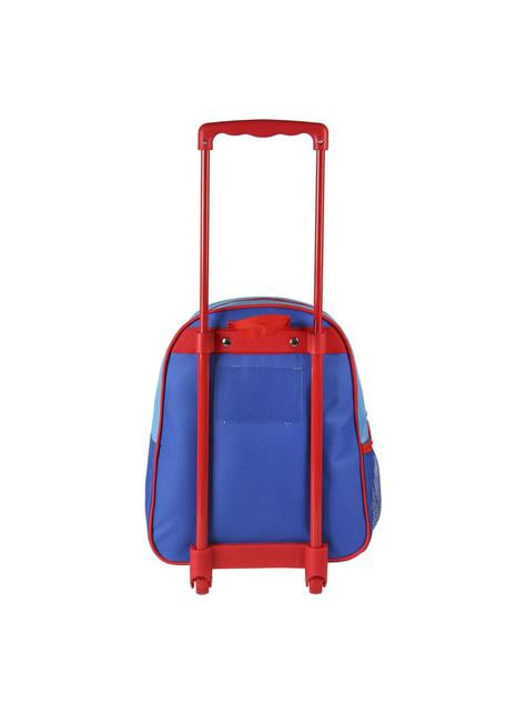 3D Blaze kids backpack with wheels