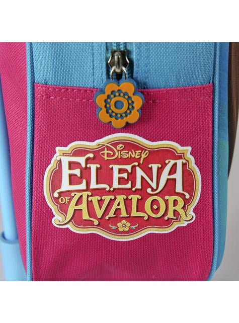 3D Принцеса Олена дитячий рюкзак з колесами - Олена Авалора
