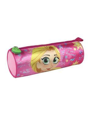 Estuche cilíndrico Rapunzel - Enredados
