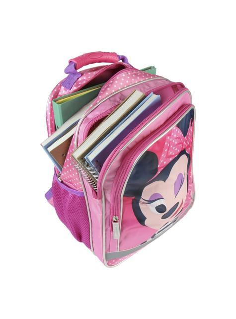 Mochila escolar Minnie Mouse - Disney