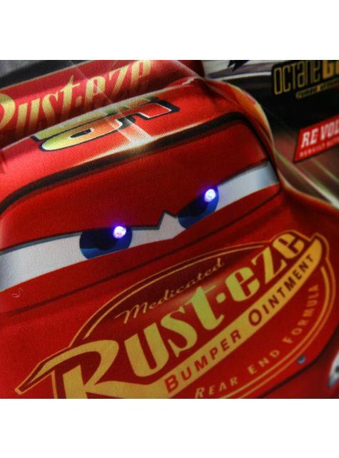 Mochila infantil com luzes Faísca McQueen - Cars 3