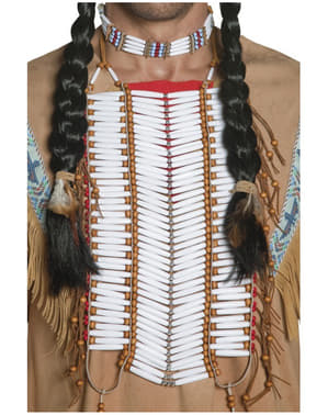Western Indian Breastplate
