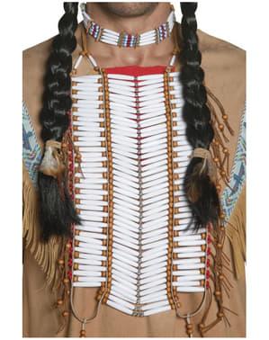 Western Indianer Brystplate