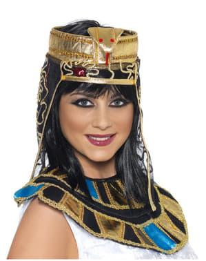 Coiffe égyptienne pour la tête