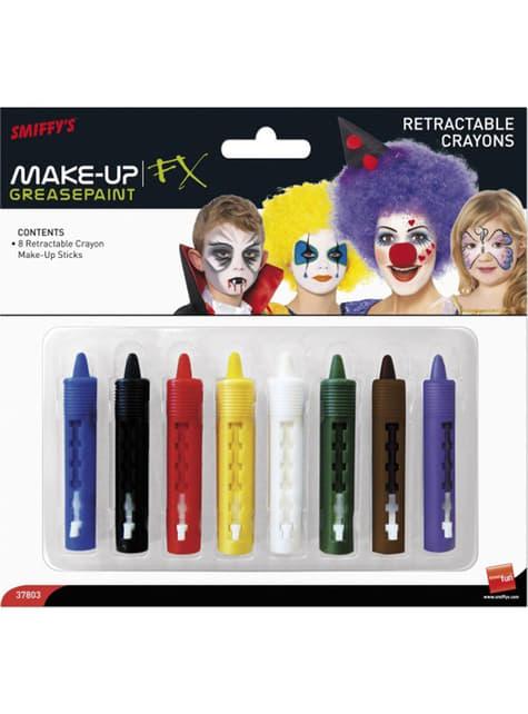 Pinturas de maquillaje