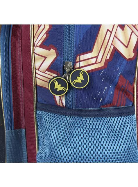 3D Wonder Woman шкільний рюкзак - Ліга Справедливості