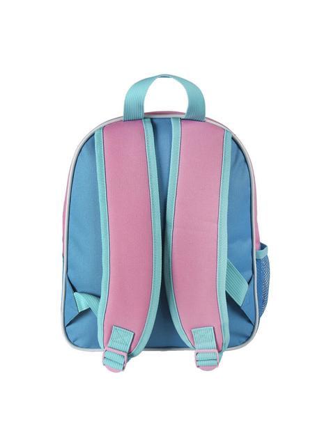 3D Elsa Frozen kids backpack