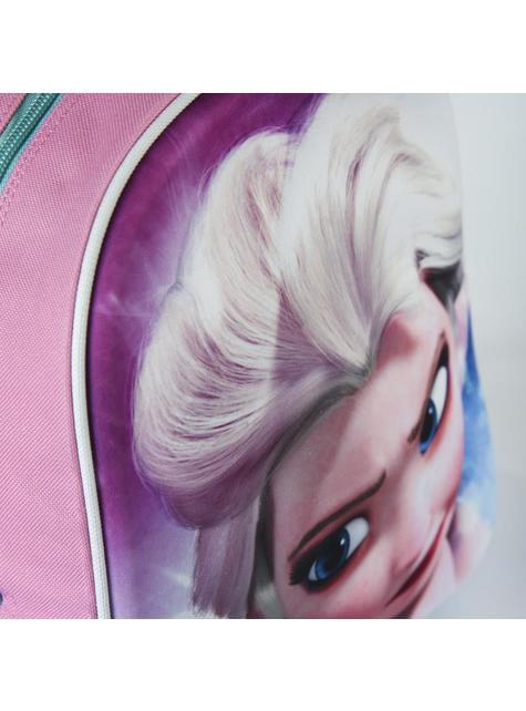 Sac à dos enfant 3D Elsa La Reine des neiges