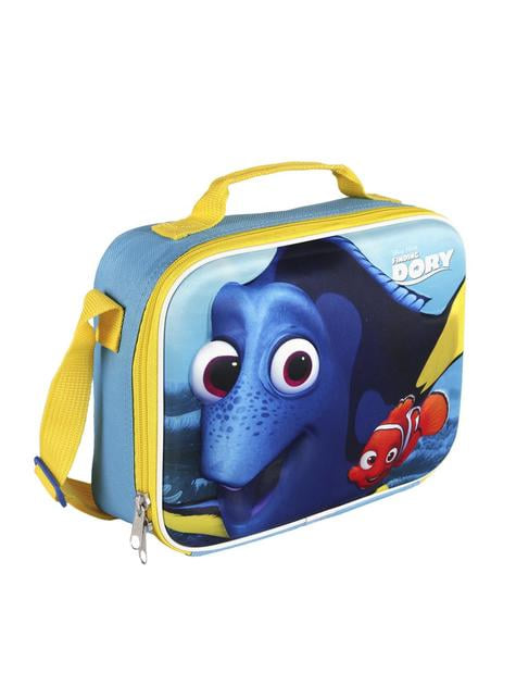 3D Dory insulated lunch bag - Finding Dory