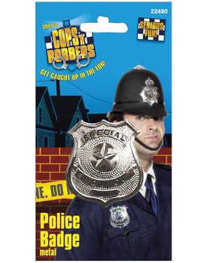 Поліцейський значок
