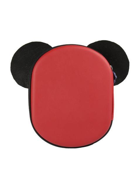 Estojo de três compartimentos 3D Mickey Mouse – Disney