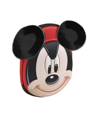 Piórnik 3D Myszka Miki 3 przegródki - Disney
