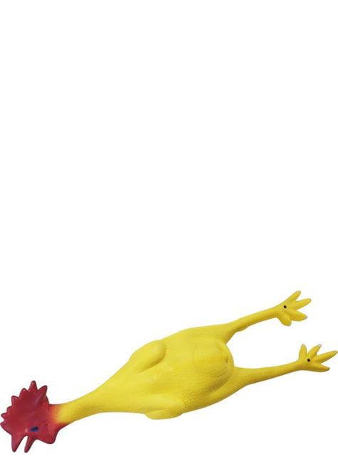 Oškubané kuře