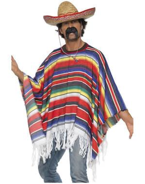 Poncho adult