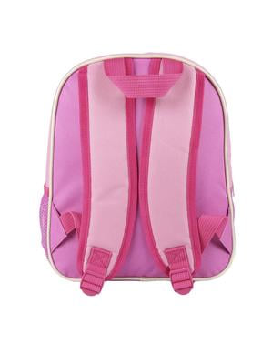 Pink 3D Minnie Mouse kids backpack - Disney