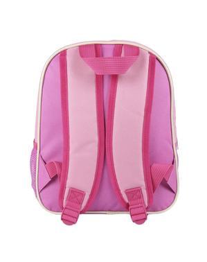 ピンク3Dミニーマウスキッズバックパック - ディズニー