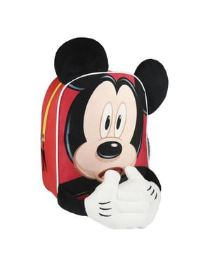 Sac d'école enfant Mickey Mouse 3D- Disney