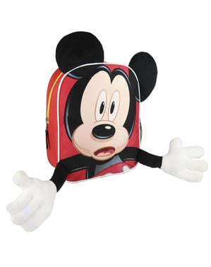 Ghiozdan pentru copii Mickey Mouse 3D - Disney