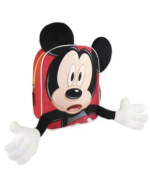 Mickey Mouse 3D rugzak voor kinderen - Disney