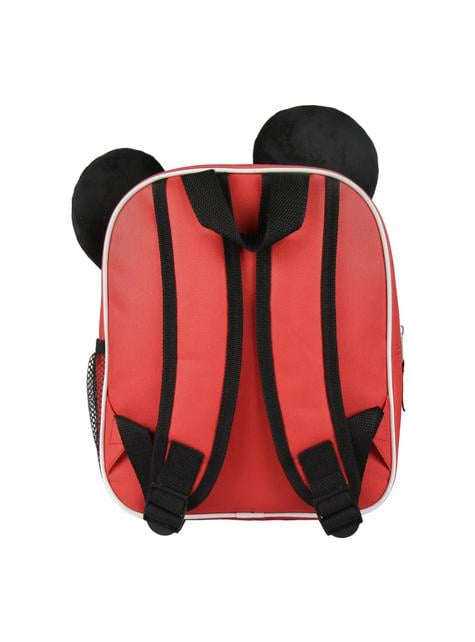 Mochila infantil Mickey Mouse 3D - Disney - barato