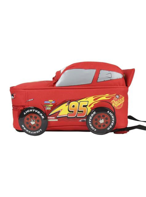 Mochila infantil Rayo McQueen - Cars 3 - oficial