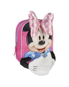 a9914b0c5 Mochila infantil Minnie Mouse com braços - Disney ...
