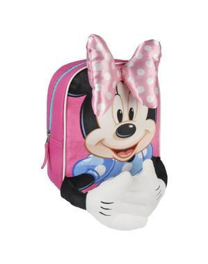 Ghiozdan pentru copii Minnie Mouse cu brațe - Disney