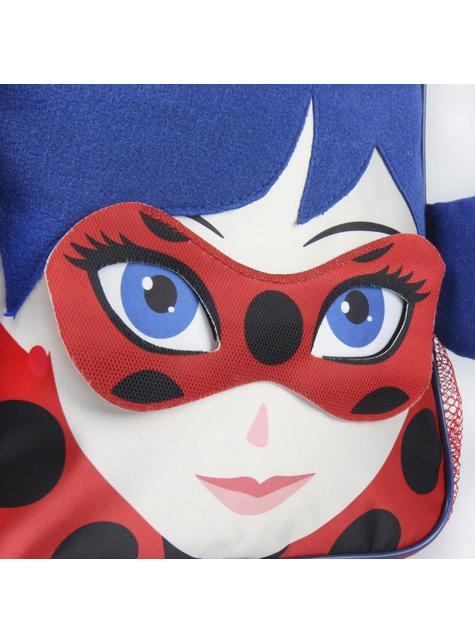 Mochila infantil Ladybug con coletas - Las Aventuras de Ladybug