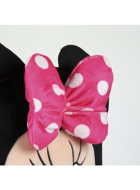 Mochila infantil Minnie Mouse negra - Disney - comprar