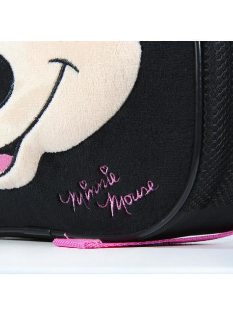 Mochila infantil Minnie Mouse negra - Disney - el más divertido
