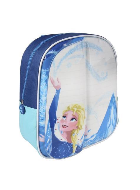 Mochila interactiva Elsa - Frozen - comprar