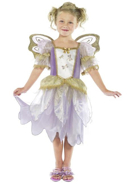 Disfraz de princesa hada para niña - niña