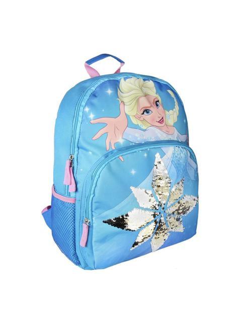 Mochila escolar Elsa Frozen