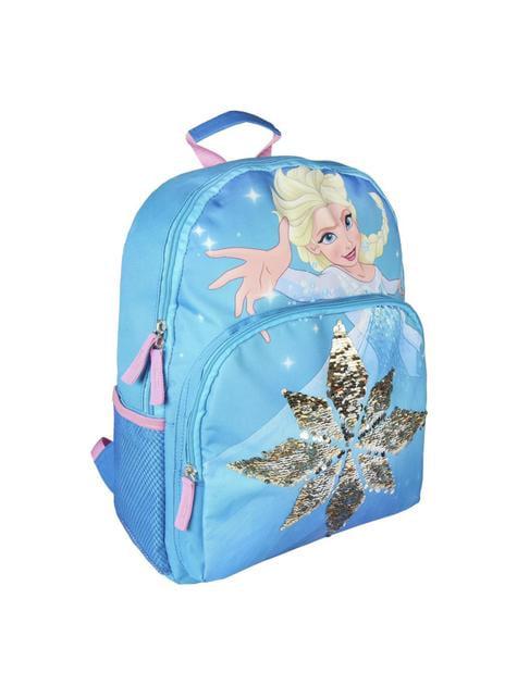 Sac à dos scolaire Elsa La Reine des neiges