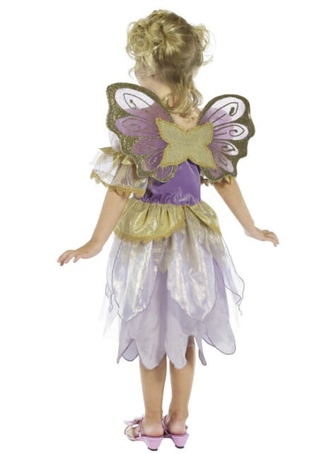 Disfraz de princesa hada para niña - traje