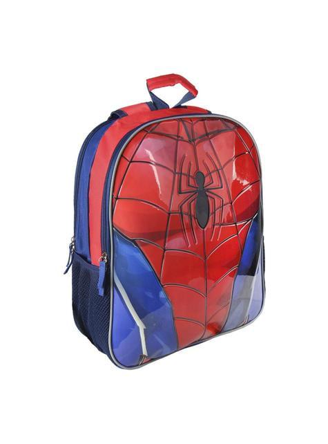 Mochila escolar reversible de Spiderman - oficial