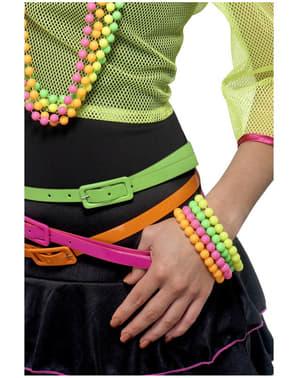 Bracelets avec des petites boules