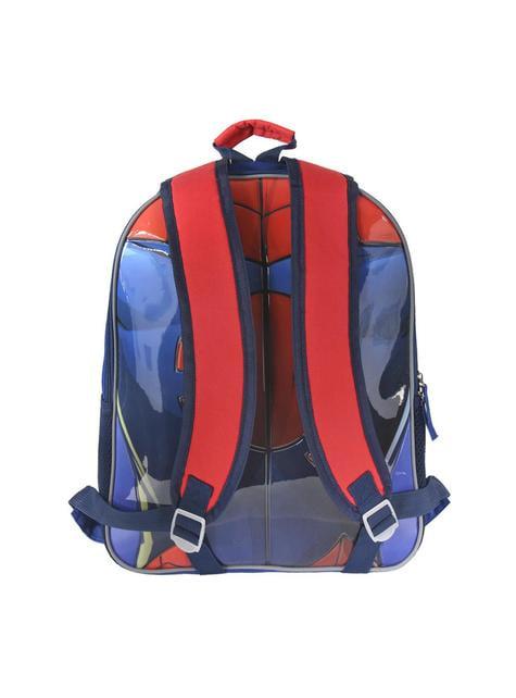 Mochila escolar reversible de Spiderman - comprar