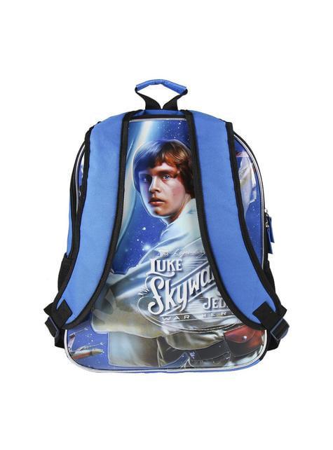 Mochila escolar reversível Luke Skywalker - Star Wars
