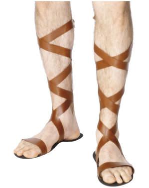 Sandálias romanas