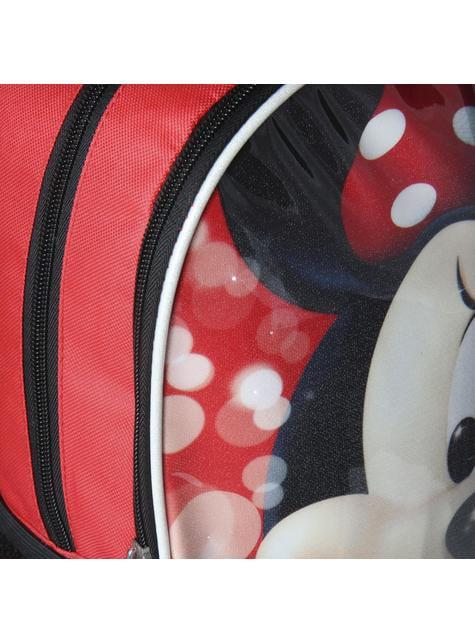 Mochila escolar Minnie Mouse con luces - Disney - comprar